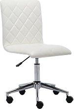 Havard Desk Chair Blue Elephant Upholstery Colour: