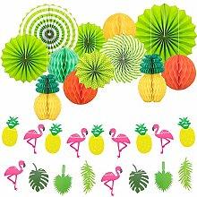 Hawaiian Party Decoration Summer Party Decoration