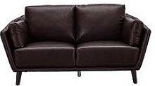Hawthorn Leather 2 Seater Sofa