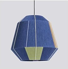 HAY - Bon Bon Shade with Cord Set - wool | blue -