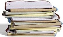 HAY - Cotton Contour Napkin Set of 4 - beige