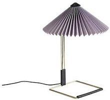 HAY - Lavender Morning Table Lamp