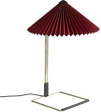 HAY - Matin Table Lamp - Oxide Red - L