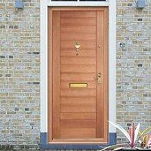 Hayes Exterior Hardwood Door