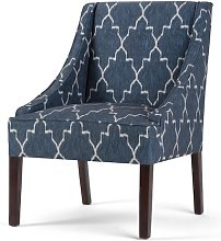 Hayworth Cocktail Chair Simpli Home