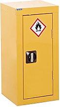 Hazardous Storage CoSHH Cabinet - 700x350x300mm -5