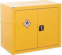 Hazardous Storage CoSHH Cabinet - 700x900x460mm -