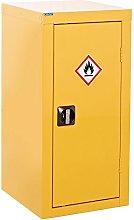 Hazardous Storage CoSHH Cabinet - 900x460x460mm -