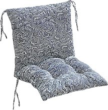 HBCELY Outdoor/Indoor Chair Tufted Cushion, Home