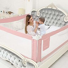 HBIAO Bed Rail Guard for Kids, Baby Anti-fall and