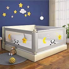 HBIAO Bed Rail Guard for Kids, Full Size Safety