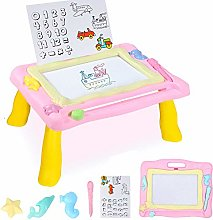 HBIAO Kids Magnetic Drawing Board, Erasable Doodle