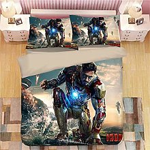 Hbvvaceo® Bedding Set 3D Movie characters Single