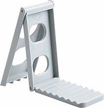 HBWHY Foldable Pot Lid holder Chopping Board Rack