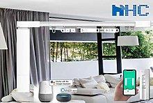 HC DIY 5-Meter Remote Control Electric Curtain