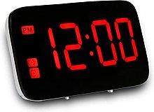HCCTOZZ Alarm Clock, Digital Alarm Clock for