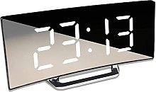 HCCTOZZ Alarm Clock, Digital Alarm Clock with