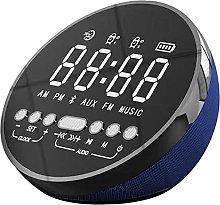 HCCTOZZ Clock Radio, Clock Radio with Bluetooth
