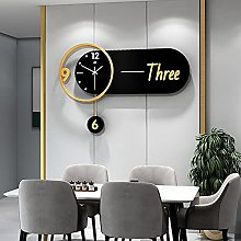 HCCTOZZ Decorative Wall Clock Decorative Wall