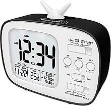 HCCTOZZ Digital Alarm Clock with Large LED