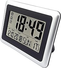 HCCTOZZ Digital Alarm Clock with Snooze Function,