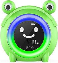 HCCTOZZ Kids Alarm Clock Children's Sleep