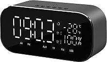 HCCTOZZ Kids Alarm Clock Digital Wake up Clock