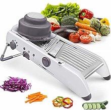 Hchao Adjustable Manual Vegetable Slicer,