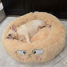 HCMNME Deluxe Soft Cat Bed, Cat Bedding Plush