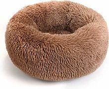 HCMNME Deluxe Soft Cat Bed, Dog Bedding Plush