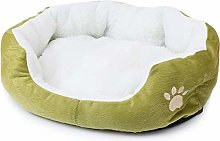 HCMNME Deluxe Soft Dog Pet Bed, Dog Bed,Warm Soft