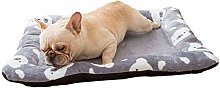 HCMNME Pet Pad Cat Dog Mat, Thickened Warm Sofa