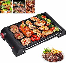 HCMNME Portable Electric Grill, Smokeless Electric