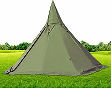 HCYY Teepee Tent for Adults 1-2 Person, Family