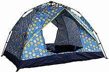 HCYY Teepee Tent for Adults 3-4 Person Family