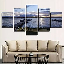 HD Canvas Print Painting For Living Room Wall