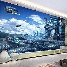 Hd Fantasy Creative Mural Star Wars Science