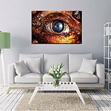 HD printed Abstract Wall Art Oil Painting on