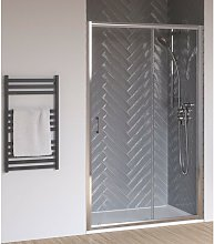 HD6 KIT 6mm Sliding Door + Tray 1200 x 900 x