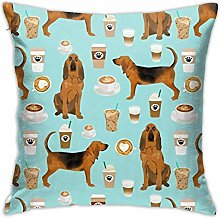 Hdadwy Bloodhound Fabric Bloodhound Fabric Dogs