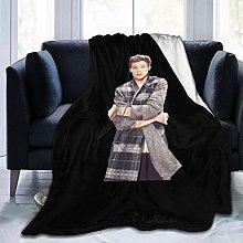 Hdadwy Fleece Blankets Louis Tomlinson Sofa Warm