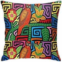 Hdadwy Mola De Panama Throw Pillow Covers, Sofa