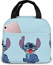 Hdadwy Stitch Love Insulated Lunch Box Bag Cooler