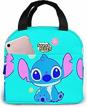 Hdadwy Sweet Stitch Insulated Lunch Box Bag Cooler