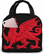 Hdadwy Welsh Dragon Portable Insulated Lunch
