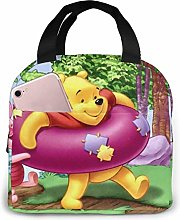 Hdadwy Winnie The Pooh and Piglet Insulated Lunch