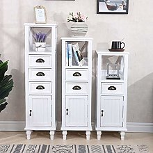 HDBN Storage cabinet Gap Narrow Cabinet Bathroom