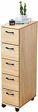 HDBN Storage cabinet Kitchen Corner Cabinet Narrow