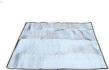 HDDFG Aluminum Film Moisture Proof Pad Tent Mat