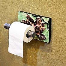 HDOUBR Toilet Paper Holder Indoor Home Decoration